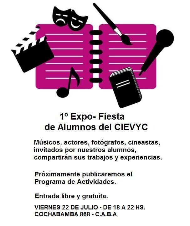 FLYER EXPO fiesta